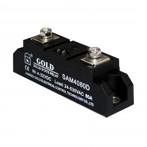 Wholesale 0.5mA off Dual Solid State Relay from china suppliers