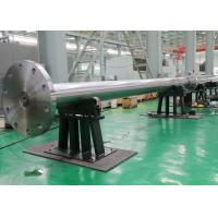 Wholesale High Lift Alloy Steel Marine Rudder Tail Shaft Forging 25MN - 80MN Hydraulic Press from china suppliers