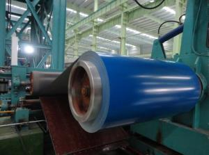 Wholesale EN10147 DX51D PPGI Prepainted Galvanised Steel Coil from china suppliers