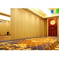 Wholesale 100mm Soundprood Customized Sliding Gorden Partition Walls Panel For Upscale Hotel from china suppliers