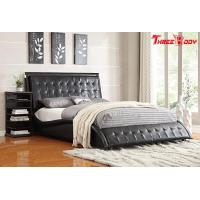 China Home / Hotel Luxry Contemporary Bedroom Furniture Queen King Size Bedroom Sets on sale