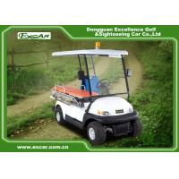 Wholesale 3.7KW 48 Voltage Emergency Golf Carts A1M2 Body Color Can Be Customized from china suppliers