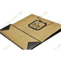 Wholesale Kraft Paper Gift Bags For Promotion, Clothes Recycled Paper Shopping Bags from china suppliers