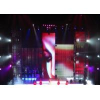 Wholesale Background Ultra Thin LED Display Led Boards For Advertising 1000cd/㎡ from china suppliers