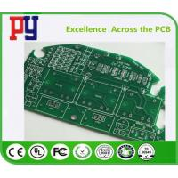 Wholesale Lead Free Printed Circuit Board Assembly 2 Layer Fr4 Base Material 1oz Copper from china suppliers