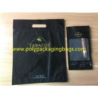 Wholesale Black Oversized Cigar Humidor Bags Resealable Ziplock To Open And Close from china suppliers