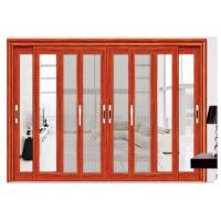 Wholesale Interior Aluminum Sliding Glass Doors , Acoustic Laminated Glass Windows from china suppliers