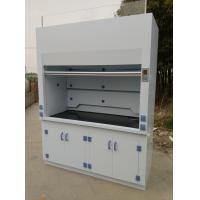 Wholesale 1800 width Laboratory Furniture Safe Ductless Fume Hood Exhuasted System CE / ISO from china suppliers