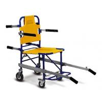 China Portable Aluminum Alloy Stair Climbing Stretcher Patient Transport 4 Wheels on sale