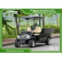 Wholesale 2 Seater Electric Golf Utility Carts Electric Hotel Buggy Car with Aluminium Cargo from china suppliers