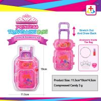 Wholesale Princess travelling bag with candies in plastic bag from china suppliers