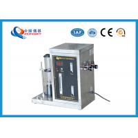 Wholesale Digital Display Oxygen Index Apparatus Identify Polymers Flame Retardancy from china suppliers