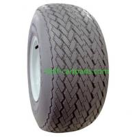 Wholesale Rubber security Golf Cart Non Mark Tires Black Color For Club Car from china suppliers