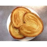 Buy cheap Abrasive Blast Puff Pastry Machine 1000 - 20000 Pcs / Hr For Palmier Pastry from wholesalers