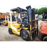 Buy cheap TCM forklift 3ton FD30 , used FD30T-7 tcm forklift, High quality 3ton Diesel from wholesalers