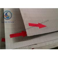 Wholesale Stainless Steel 316 Parabolic Screen Filter Panel For Aquaculture 500mm Length from china suppliers