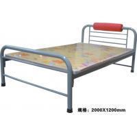 Modern design Foldable single metal bed/Stainless Metal Single Bed ...