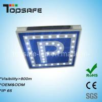 Wholesale CE,  Certified LED Solar Traffic Parking Sign from china suppliers