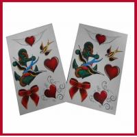 Wholesale temporary body tattoo sticker from china suppliers