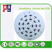 Wholesale FR4 Base Material LED PCB Board 1OZ Copper 3/3MIL Min Line Width / Spacing from china suppliers