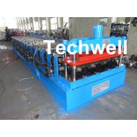 Wholesale CE Approved Floor Deck Roll Forming Machine for Making 0.8 --1.0 mm Thickness Steel Structure from china suppliers