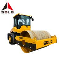 Wholesale SDLG RS8140 Road Roller Machine 14 Ton Static Single Drum Vibratory Roller Highway Construction Machinery from china suppliers