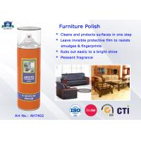 Wholesale Household Care Highly Efficient Furniture Polish Aerosol Can Anti-UV and Eco-friendly from china suppliers