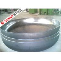 Wholesale A234 WPB Large Diameter Pipe Cap from china suppliers
