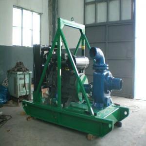 China IS Farm Irrigation Water Diesel Pump/Diesel Water Pump Set For Irrigation on sale