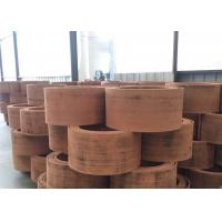 Wholesale Asbestos Free Brown Woven Brake Lining Windlass Tractor Blender Brake Lining from china suppliers