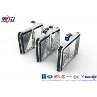 CE Approved Luxury Speed Gate Access Control System For Office Building