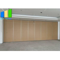 Wholesale Church Acoustic Foldable Partition Soundproof Movable Partition Walls from china suppliers