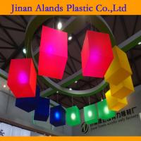 China colorful and clear PMMA cast acrylic sheet for LED light sign boc on sale