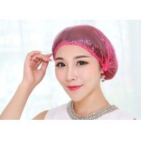 Wholesale Hospital Disposable Surgical Caps , Reusable Hotel Shampoo Shower Cap Dustproof from china suppliers