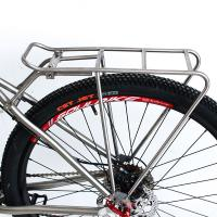 Wholesale Precision Brompton Titanium Parts Ti Bike Parts Natural Color Wear Resistance from china suppliers