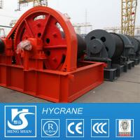 Wire Rope Crane Electric Winch with Customized Design Year 2015 for sale