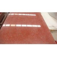 Wholesale Red Color Rough Granite Kitchen Countertop Floor Tiles 50x50 Slab 2.73 g/cm3 from china suppliers