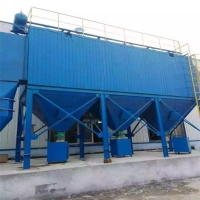 Wholesale 15kW Industrial Dust Collector Removal Equipment , Cement Bag Filter Customized from china suppliers