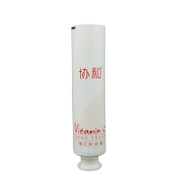 Wholesale 50g Empty Plastic Lami Tubes Silkscreen Printing from china suppliers