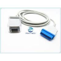 Wholesale GE marqutte Oximax Compatible SpO2 Adapter Cable /extension cable 2021406-001 from china suppliers
