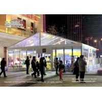 Clear Luxury Wedding Tents / Outdoor Party Tents For Event Business for sale