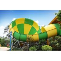China Commercial Fiberglass Water Slides For sale on sale