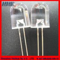 Wholesale 5mm Round Without Flange LED Diode for Advertising Sign (HH-100CBW-T) from china suppliers