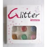 China Body glitter tattoo kit on sale