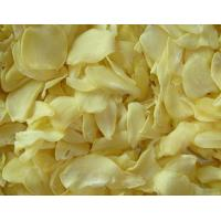 Wholesale White Food Recipe Dehydrated Vegetables Dried Garlic Flakes SDV-GARF from china suppliers