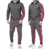 Wholesale 35% Polyester 65% Cotton Anti - Static Custom Outdoor Clothing Fitness Sweat Suit S - 5XL Size from china suppliers