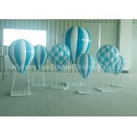Wholesale Custom Shape Double Colors Fibreglass Balloons Promotional Standing Style from china suppliers