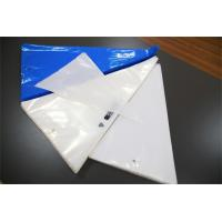 Wholesale Blue White Disposable Pastry Bags / Disposable Icing Bags For Cake Decorating from china suppliers