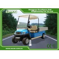 Wholesale 5kw Hotel Electric Golf Cart 350A USA Curties , Mini Electric Truck from china suppliers