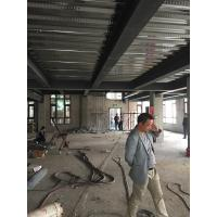 Multi Storey Pre Engineering Steel Structure Building Stable Earthquake Resistance